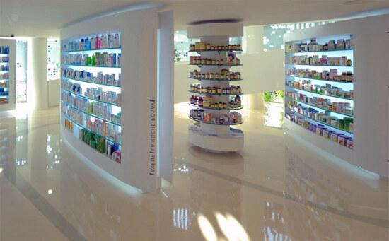 Магазин косметической продукции