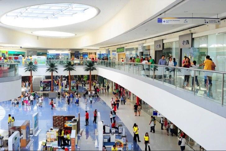 торговый центр в Маниле - Asia Mall
