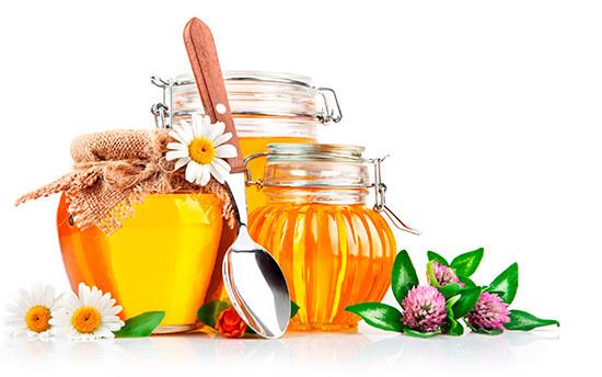Мед и увлажняющие маски для волос