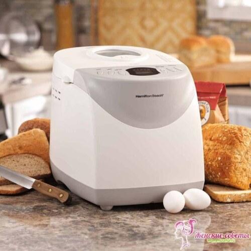 Компактная хлебопечь
