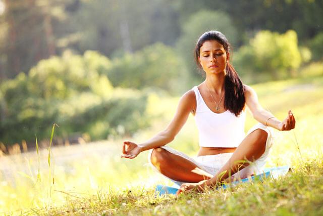 Медитация, успокоение