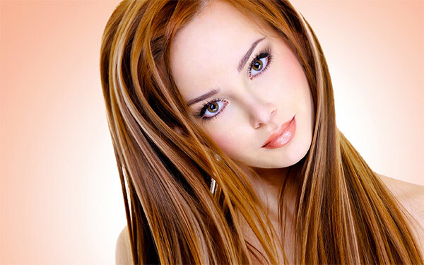 Градуирование, прическа, длинные волосы