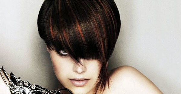 колорирование волос на короткую стрижку
