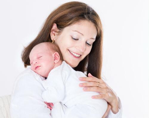 Мама и ее малыш