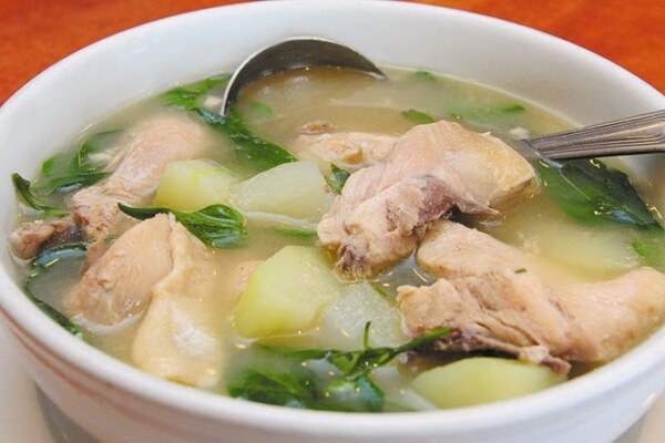 Филиппинский суп булало