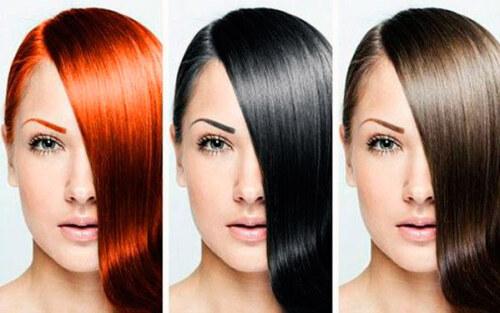 Покраска волос краской Естел, оттенки