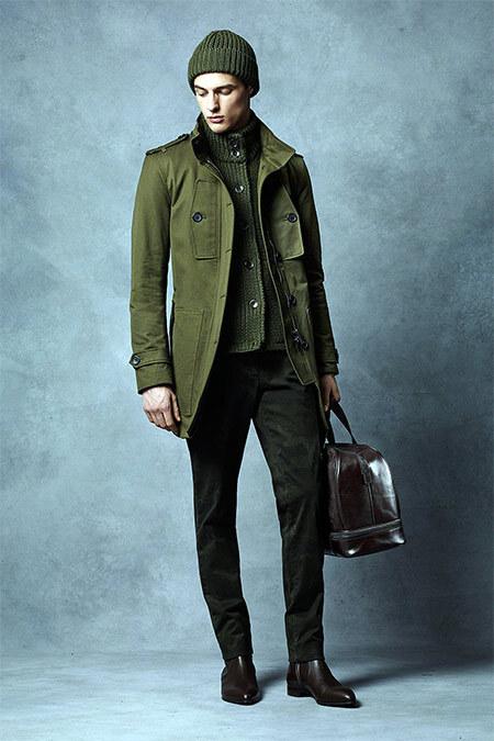 Стиль одежды Милитари