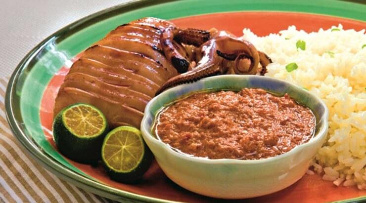 Taba ng Talangka - еда на Филиппинах