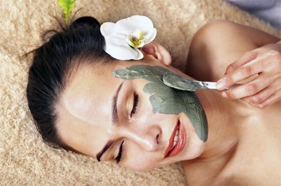 Лечебная глина для жирной кожи лица