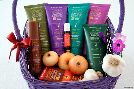 Косметические средства для здоровья волос
