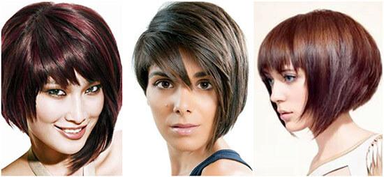 Стрижки для тонких прямых волос