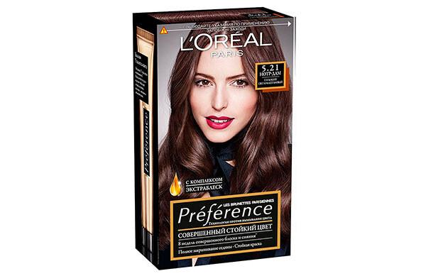 Элитная краска L'Oréal Preference