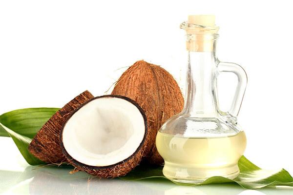 Кокосовое масло и кокосы