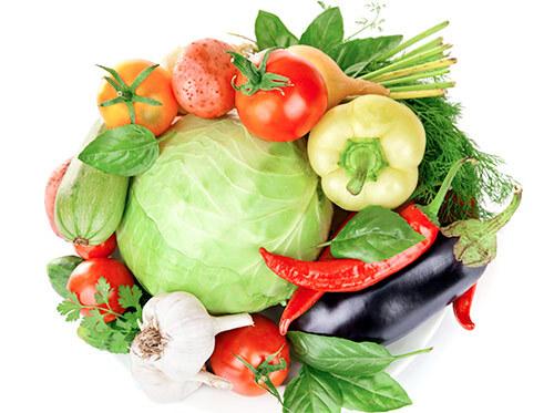 Овощи и фрукты, зелень