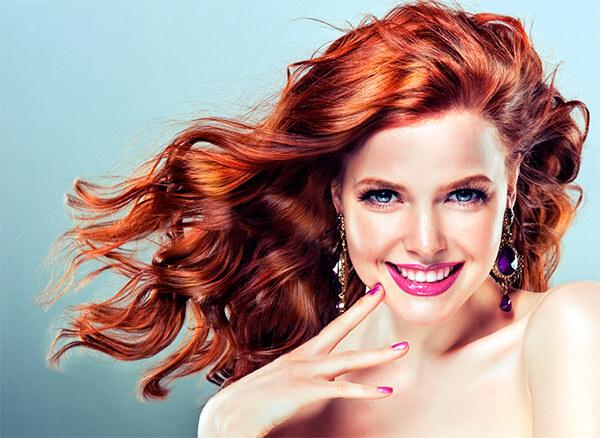 Красивые и здоровые женские волосы