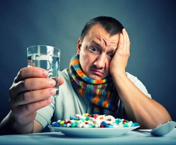 Лечение насморка таблетками