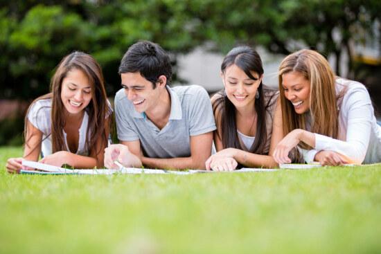 Обучение английскому за рубежом