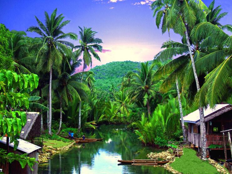 минданао остров