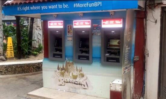 банкоматы на филиппинах