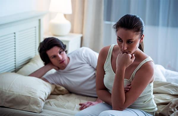 Секс во время менструации между женщин