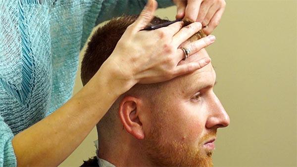 Прически с короткими волосами для мужчин
