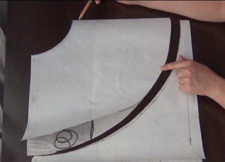 юбка полусолнце выкройка