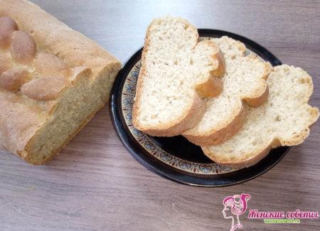 Домашний хлеб своими руками дома