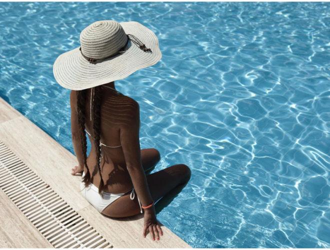 шляпа для защиты от солнца