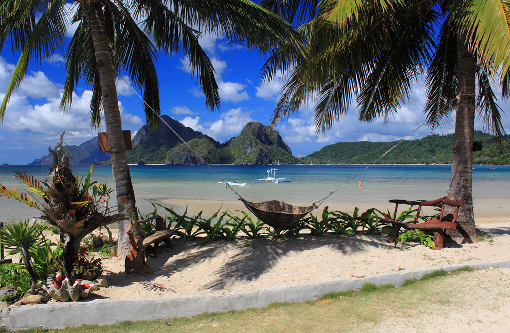 El nido palawan beach photo