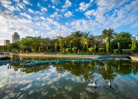 парк, Филиппины