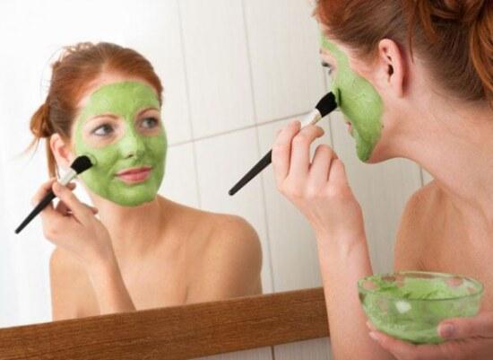 овощная маска