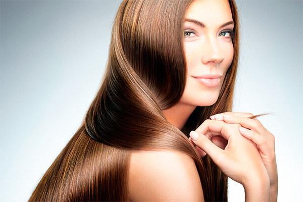 Ламинированные длинные волосы это красиво