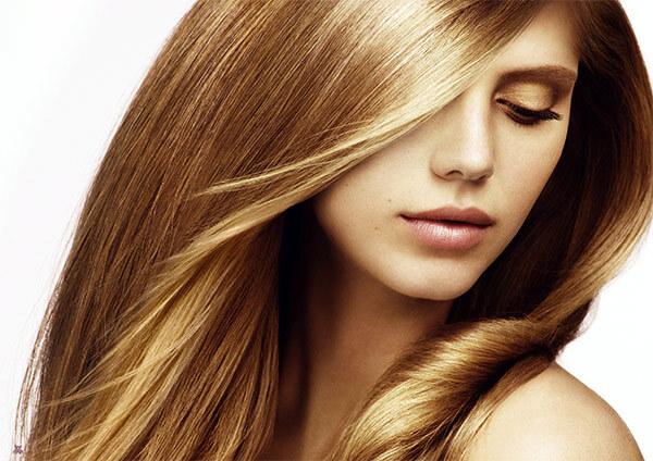 Светло русые волосы