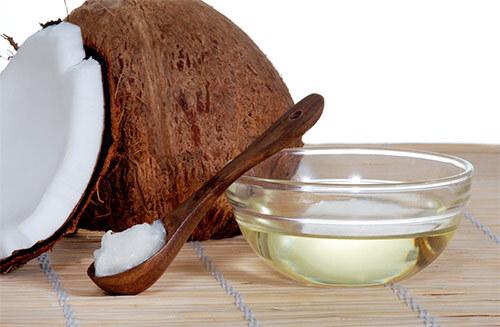 Копра и масло кокоса