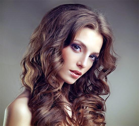 Многоуровневая стрижка для длинных волос