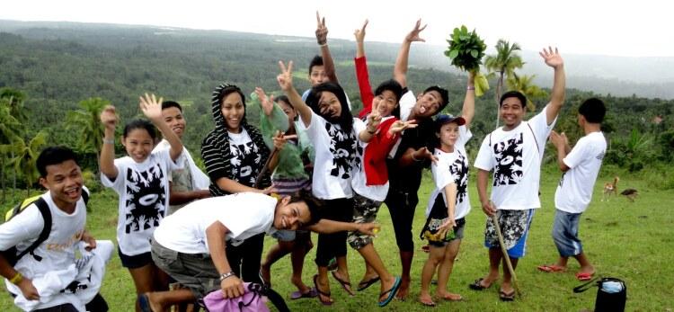 местное население Филиппин