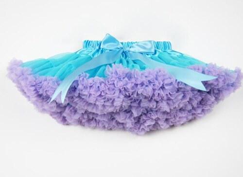 юбка-петти из фатина для девочки