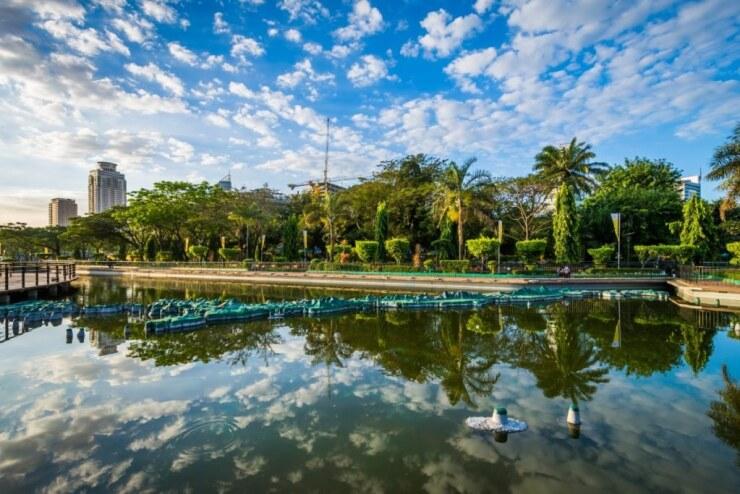 парк в Маниле