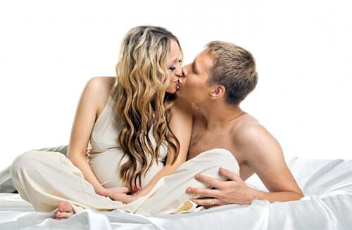 секс во врем беременности