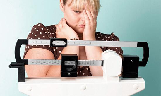 Весы и лишний вес
