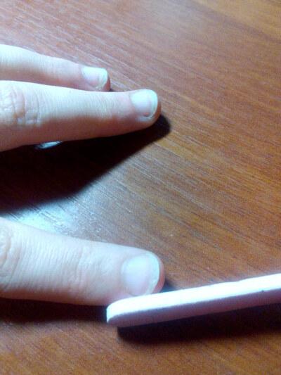 Подготовка ногтей к гель лаку