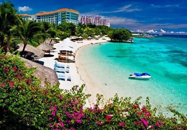 Остров Себу, пляжный отдых, гостиница