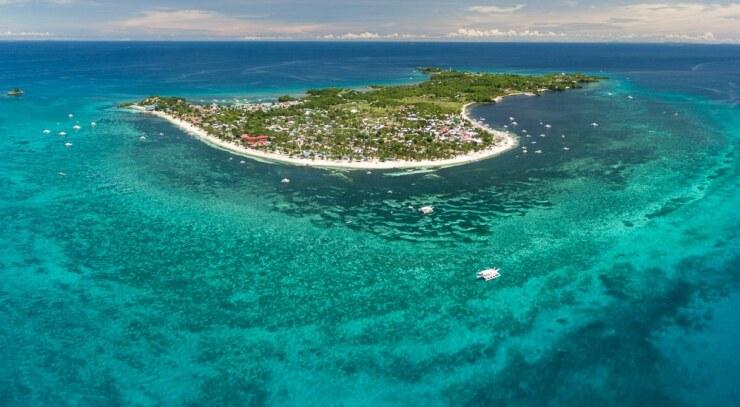 малапускуа остров