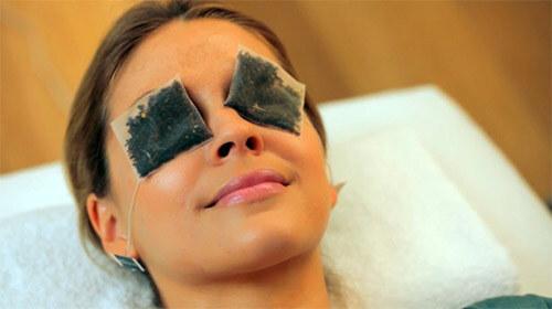 чайные пакетики для глаз