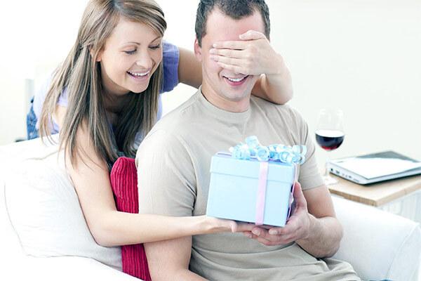 Подарок любимому на день рождение