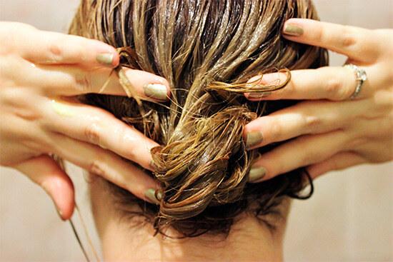Маски для здоровья волос