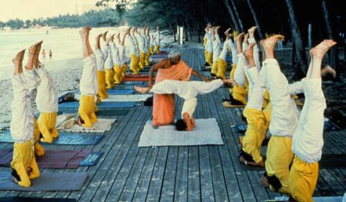 Свами шивананда, йога