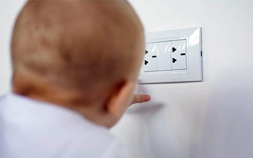 Малыш и его безопасность