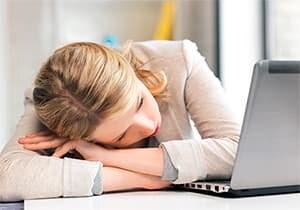 Повышенная утомляемость - признак беременности