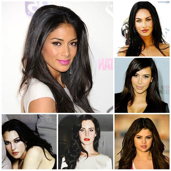 разновидности колорированых волос